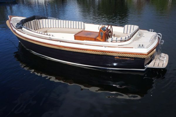 Interboat 22 Luxury Edition